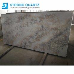 /Poli mat/Rough / Cuir /la surface des balais Artificial /Engineered /marbres synthétiques ou artificielles/granit attend le quartz de dalles de pierre