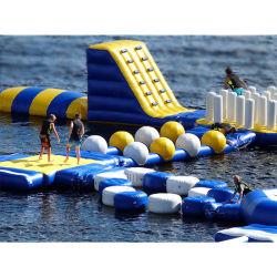 Inflable gigante personalizados de alta calidad parque acuático Aqua Park inflable de flotación