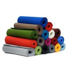 Gevoeld Industrieel van de Materialen van de Groothandelaar van de Fabriek van China Ruwe Gevoelde Kleurrijke Goedkope