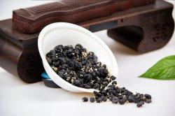Auténtico Premium Wolfberry orgánico de té negro Wolfberry Wolfberry