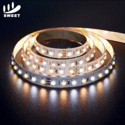 新しいデザインライトが付いている3000-15000K 2835/5050/3528/5630 12V 3528 LEDのストリップ120 LED