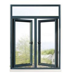 Американский стиль Windows новый дизайн алюминиевого профиля окна дверная рама перемещена Windows