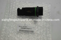 Auto de masse du capteur de débitmètre d'air 22680-6N211 pour Nissan