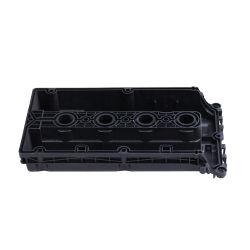 Moldes de plástico de inyección/ABS moldeado y HDPE de piezas de plástico de PVC PP como por dibujo