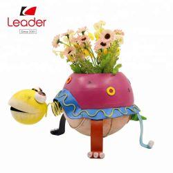 Venta Plancha caliente de la sembradora Tortuga Tortuga maceta para jardín decoración, jardín de la tortuga de ornamento