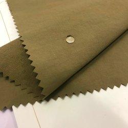 Tessuto a quattro vie dello Spandex della perla Pieno-Con acuta di nylon per la tessile