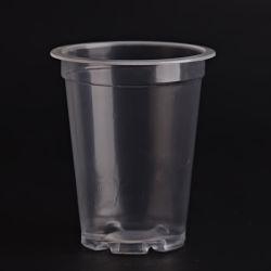أكواب بلاستيكية PP صغيرة سعة 170 مل مع خط هواء