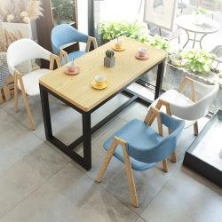 Restaurante Cafetería conjuntos de Muebles Muebles mesa de restaurante&Presidente establece