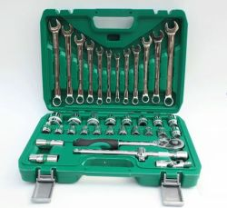 37のPCSのソケットの工具セットのハードウェア手のツール