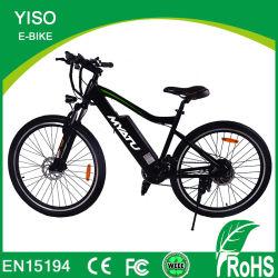 Yiso Power Plus Mountain bicicleta eléctrica con batería de litio