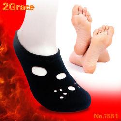 Neopreno plana interior equipamento, calçado de interior macio, meias de Neoprene