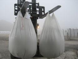 Une boucle d'emballage automatique /boucle simple BOUCLE /2/ big-bag Sac Jumbo/ Fibcs /super sac