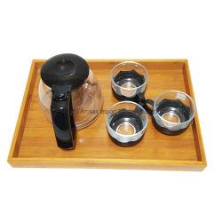 China competitiva de fábrica M-Style Teaboard sobremesa de café que serve a bandeja da placa
