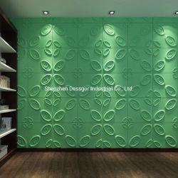 Décor 3D'arrière-plan Panneau mural PVC artistique revêtement mural Panneau au plafond