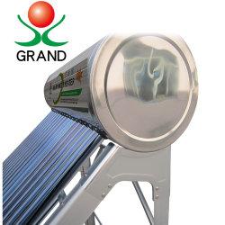 Солнечным светом солнечный водонагреватель солнечной энергии системы горячей воды обогревателя
