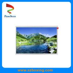 9-Zoll-LCD-Wide-Temperature-Display mit 750 Helligkeitsanzeigen für Flip Down Monitore