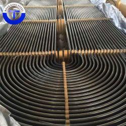 ASME SA179 ASTM A179 ASME SA192 ASTM A192 ASME SA210 ASTM A210 Gr. A1 Gr. Cの風邪-引かれた継ぎ目が無いボイラー鋼鉄管