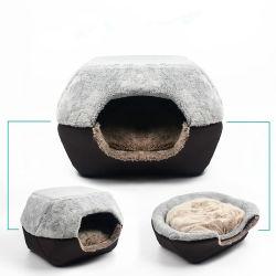 개와 고양이 연약한 박제 동물 견면 벨벳 수출 애완 동물 집