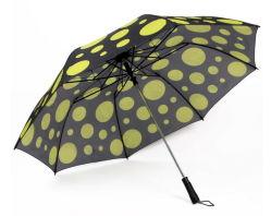 Два складных печать зонтик с торговой маркой для изготовителей оборудования