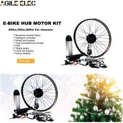 Jogo ágil da conversão da E-Bicicleta do sensor 36V 500W de Salão com bateria
