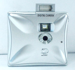 Digitale Camera (met Flits) SQ2.0