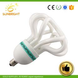 Venta caliente CE espiral de la mitad de la iluminación de ahorro de energía