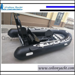 판매를 위한 390cm 반강체 팽창식 배, 모터 배, 스포츠 배, 여객선 및 늑골 배