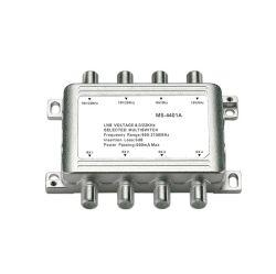 950-2400MHz 4 X 1 Diseqc Switch por satélite