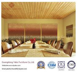 Restaurante casual mobiliário com cadeira e mesa (YB-R-17)