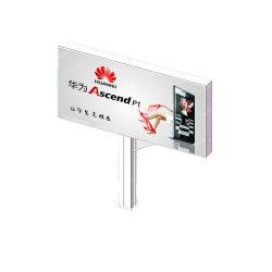 Flut-Licht-von hinten beleuchtete Anschlagtafel im Freienbekanntmachensrostfreie LED