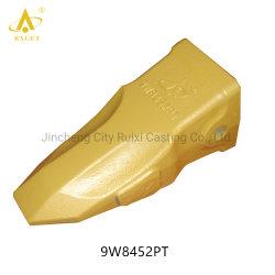 جرافة الأسنان ذات مخترق الصخور من Caterpillar، 9W8452PT للفئة J450، وقطع غيار ماكينات التشييد، ومهايئ جرافة الحفار واللودر، والبديل