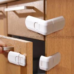 قفل درج خزانة سلامة الأطفال البلاستيكية من تصنيع المعدات الأصلية (OEM)