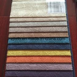 Novo design do tecido de veludo de Burnout de tecido de revestimento