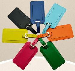 Kundenspezifische reisende Förderung PU-Gepäck-Marke