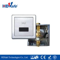 Туалетные принадлежности в ванной комнате автоматический Автоматический датчик Urinal устройства для промывки струей с аккумуляторной батареи клапана промывки