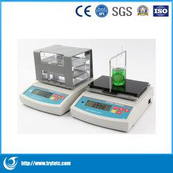Máquina de ensaio de densidade Hidrômetro/densidade/Eletrônicos para sólidos e líquidos do Hidrômetro