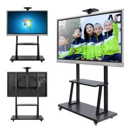 FHD la resolución de 1920x1080 con pantalla táctil de 4K Pizarra interactiva SMART Board para la enseñanza y la reunión