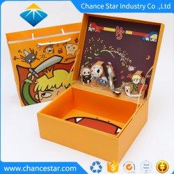 Custom декоративные Cufflink Рождество шоколад упаковка картонная коробка бумаги