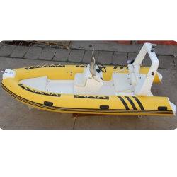 Пвх Hypalon 4.8m ребра патрульного катера/жесткой надувные лодки для отдыха