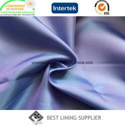T/R малых саржа подкладка ткань костюм нанесите на единой структуры внутренней панели боковины