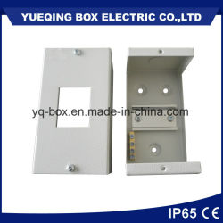 La caja de terminales 2P