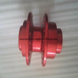 ウーシーの製造者CNCの機械化アルミニウム自転車の車輪モーターハブ
