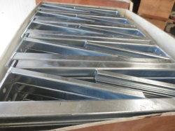 HDG Support de climatisation sismique plaqué d'estampage de soutien pour le canal de la béquille de support de cantilever