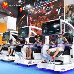Simulator van de Robot van het Ijzer van de Machines van de Spelen van Vr van het Pretpark van aantrekkelijkheden De Elektrische