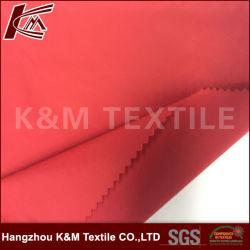 75D одежды ткань из 100% полиэстера памяти ткань