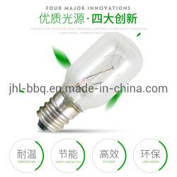5W 10W et 20W Lumière halogène T20 E12 et E14 pour le réfrigérateur et d'armoires