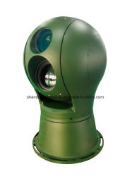 Elektrisches optisches Thermal-und Tageskamera-System für Waldbrand-Befund (SHR-PT550HLV4020HTIR275R)
