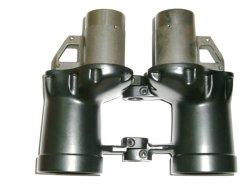 Alta precisión Binocle Cuerpo con obras de mecanizado CNC