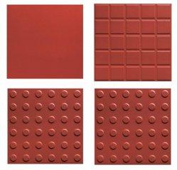 Mattonelle dell'argilla rossa/mattonelle mattone di terracotta per il materiale da costruzione di Foor