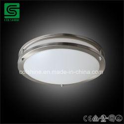 Lampade isolate doppio del soffitto della stanza da bagno del bicromato di potassio LED di rivestimento